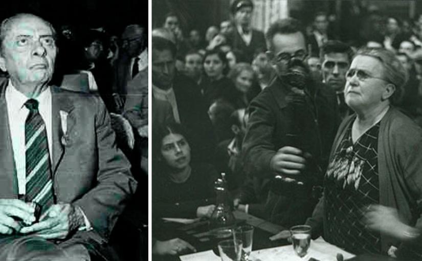 Cuando José B. Gomensoro conoció a Emma Goldman enBarcelona.